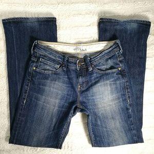 Mavi Zoe Boot Cut Dark Wash Jeans Size 28